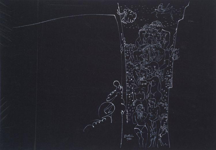 Walter Battiss; Figures