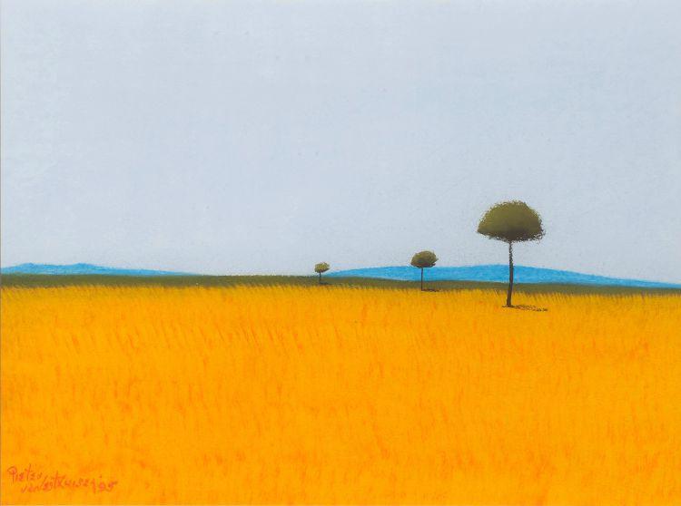 Pieter van der Westhuizen; The Yellow Veld