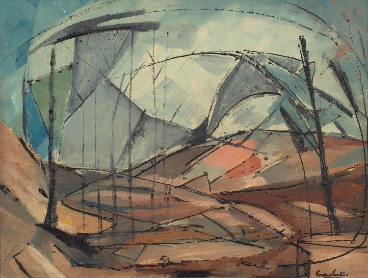 Gordon Vorster; Moving Landscape