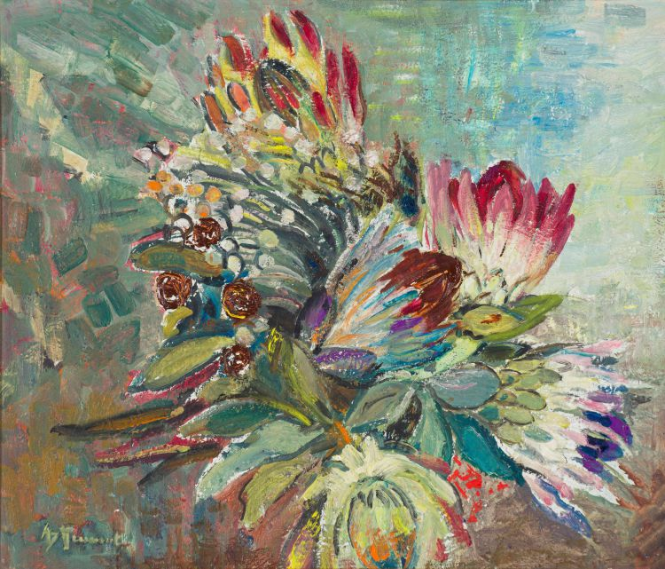 Alice Tennant; Proteas