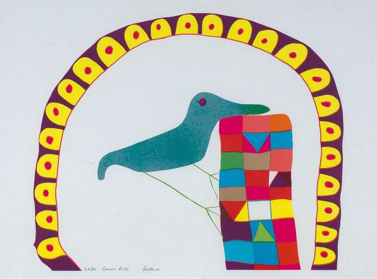 Walter Battiss; Career Bird