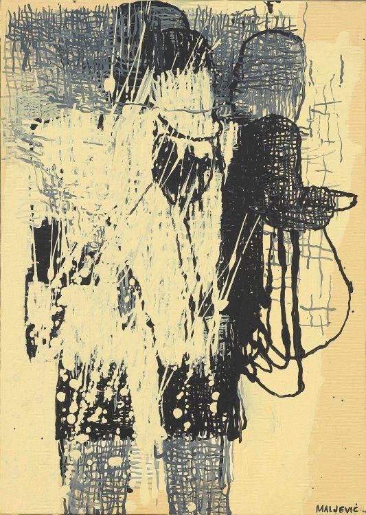 Maja Maljevic; Abstract Figure