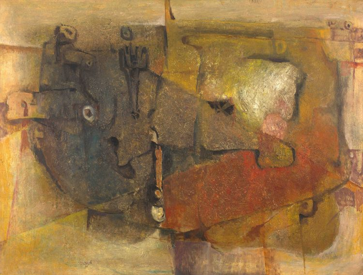 Cecil Skotnes; Composition