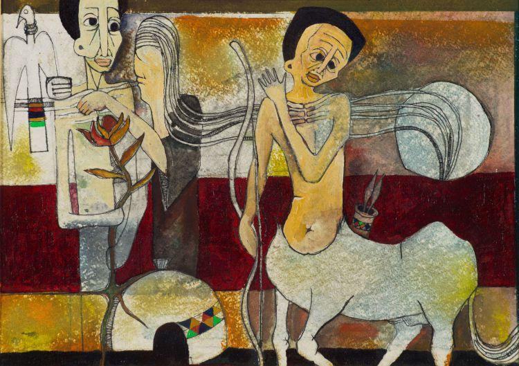 Speelman Mahlangu; Centaur