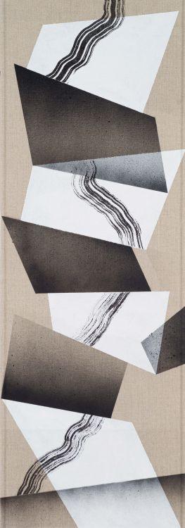 Maaike Bakker; The Frame Eludes It, II