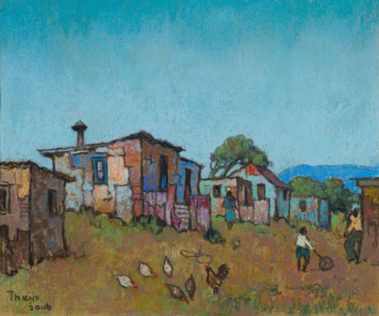 Conrad Theys; Squatter Camp – Philippi