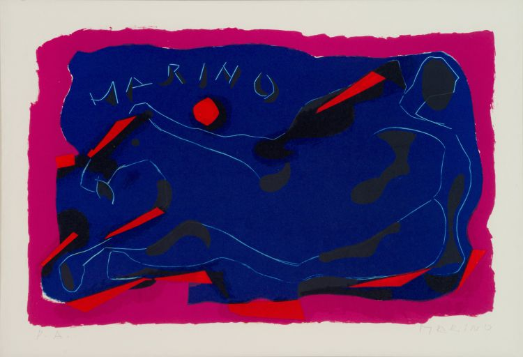 Marino Marini; Horse