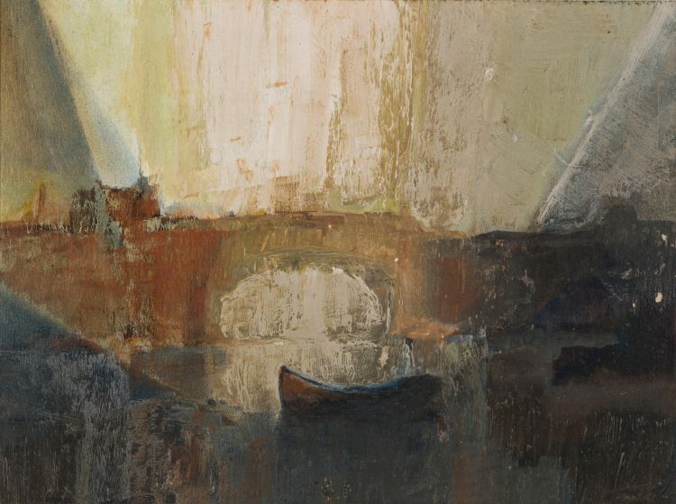 Wim Blom; Abstract Composition