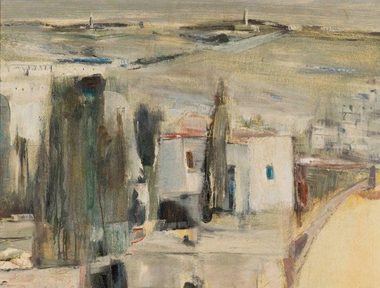 Sidney Goldblatt; Jerusalem