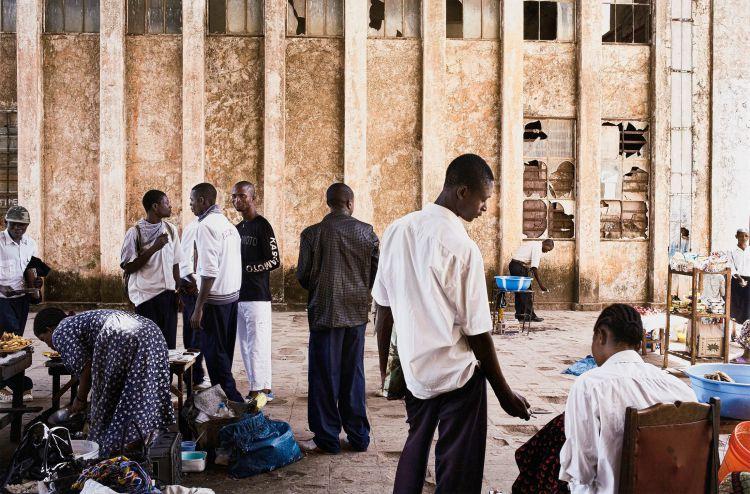 Guy Tillim; Athénée Royal High School, Lubumbashi, DR Congo, from the Avenue Patrice Lumumba series