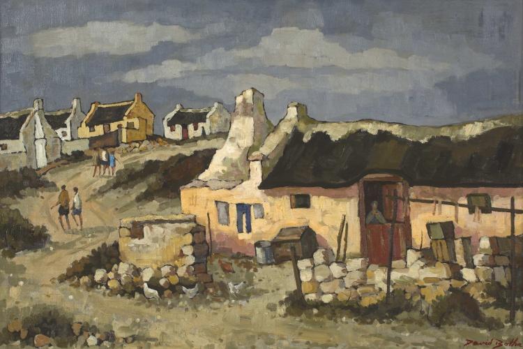David Botha; Arniston Cottages