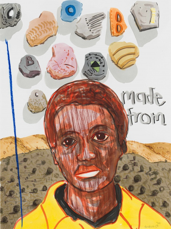 Colbert Mashile; Made From