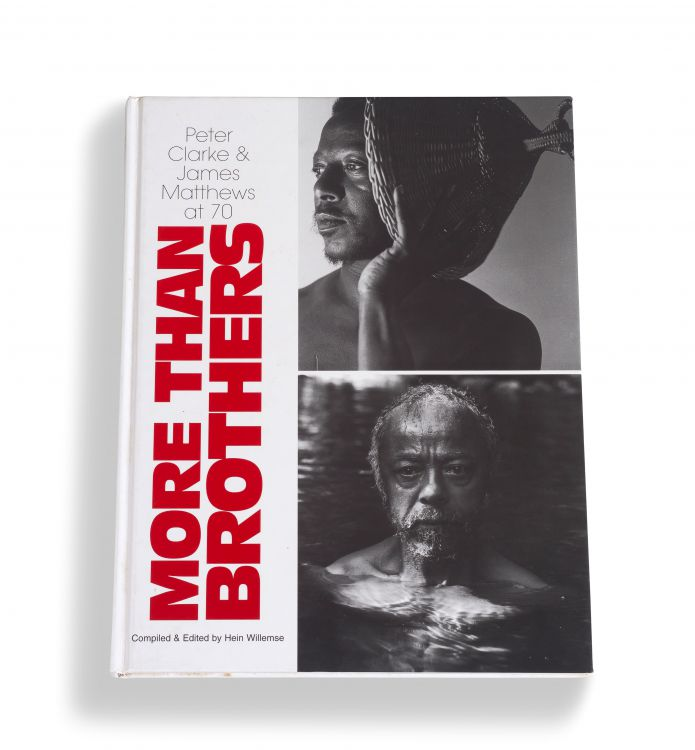 Willemse, Hein (ed. & comp.); More Than Brothers: Peter Clarke & James Matthews at Seventy