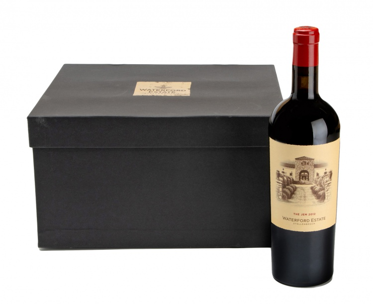 Waterford Estate; The Jem; 2012; 6 (1 x 6); 750ml