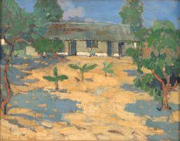 Pieter Wenning; Cottage, Nelspruit