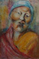Durant Sihlali; A Portrait of a Woman