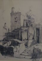 Alexander Rose-Innes; A View of a House