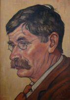 Erich Mayer; A Portrait of a Man