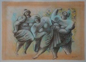 Sydney Kumalo; Music and Dance