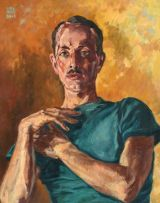 Otto Klar; A Portrait of a Man
