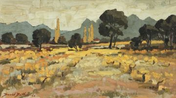 David Botha; Autumn Vines