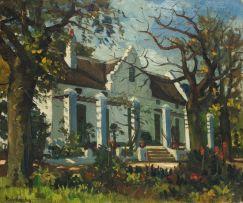 Piet van Heerden; Historic Homestead on the Farm 'Nancy', Paarl