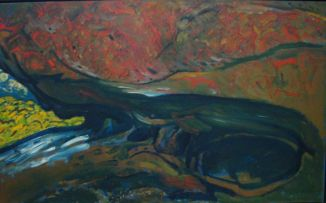 Brian Bradshaw; Painted Cave