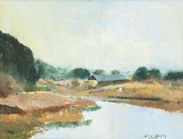 Errol Boyley; Hay Barn, Underberg
