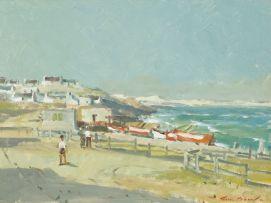 Terence McCaw; Arniston