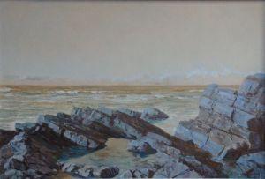 Cecil Thornley Stewart; Rocks and Surf