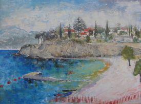 Gail Kathleen van Lingen; Villefranche-sur-Mer