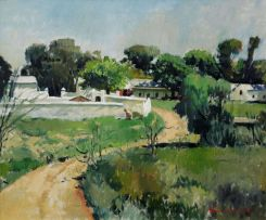 Terence McCaw; A Farm in the Cape