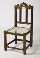 A Cape Transitional stinkwood side chair, late 18th Century