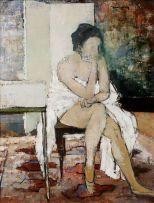 Jean Welz; Resting Model
