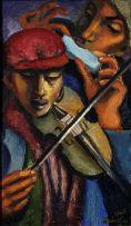 Johannes Meintjes; Street Musicians