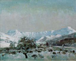 Terence McCaw; Amphitheatre, Drakensberg