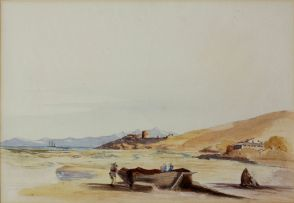 Donald McLean Fraser; Martello Tower, Simon's Town