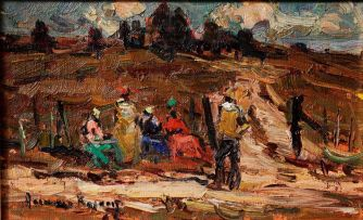 Adriaan Boshoff; The Farm Gate