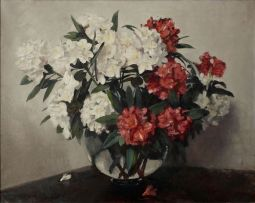 Frans Oerder; Rhododendrons