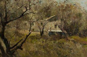 Errol Boyley; A House amongst Trees