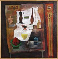 Cecil Skotnes; Hospitality