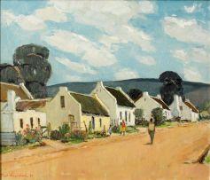 Piet van Heerden; Cape Hamlet