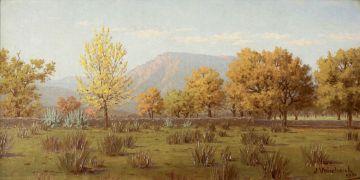 Jan Ernst Abraham Volschenk; The Falling of The Leaves