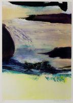 Zao Wou-Ki; Landscape
