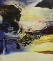 Zao Wou-Ki; Abstract