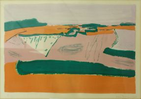 Henri Hayden; Landscape