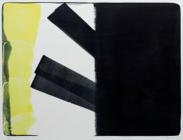 Hans Hartung; Komposition