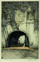 William Timlin; The Castle Gateway, Cape Town