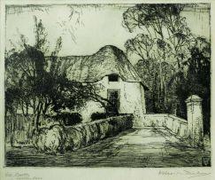 William Timlin; Old Drostdy, Swellendam