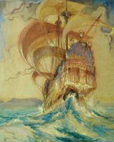 William Timlin; The Galleon